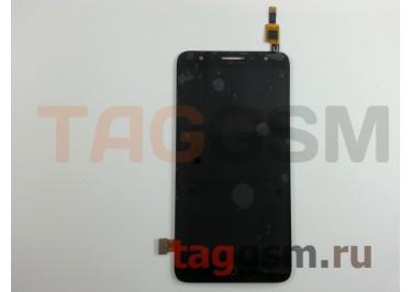 Дисплей для Alcatel OT-5056D Pop 4 Plus + тачскрин (черный)