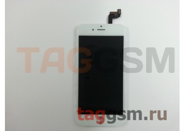 Дисплей для iPhone 6S + тачскрин белый, ААА