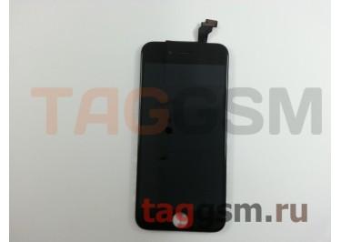 Дисплей для iPhone 6 + тачскрин черный, ААА