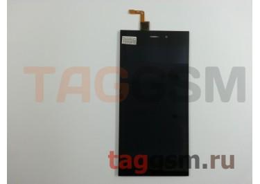 Дисплей для Xiaomi Mi3 + тачскрин (черный)