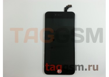 Дисплей для iPhone 6 Plus + тачскрин черный, ААА