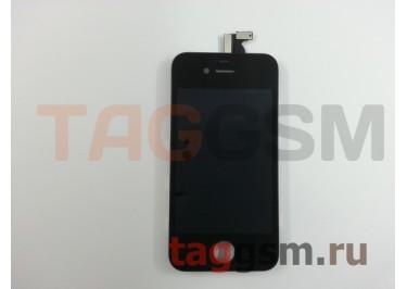 Дисплей для iPhone 4S + тачскрин черный, ориг