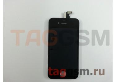 Дисплей для iPhone 4 + тачскрин черный, ориг