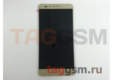 Дисплей для Huawei Honor 5X + тачскрин (золото)
