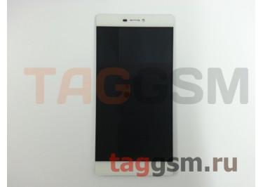 Дисплей для Huawei P8 + тачскрин (белый)