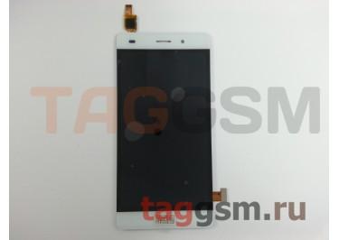 Дисплей для Huawei P8 Lite + тачскрин (белый)