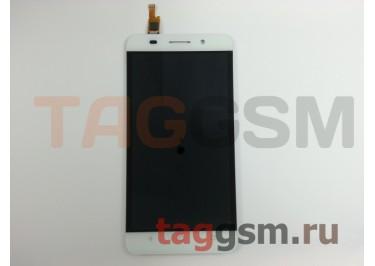 Дисплей для Huawei Honor 4x + тачскрин (белый)