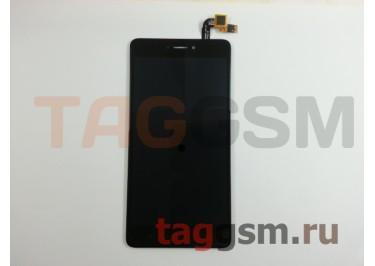 Дисплей для Xiaomi Redmi Note 4X + тачскрин (черный)