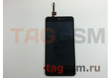 Дисплей для Xiaomi Redmi 4A + тачскрин (черный)