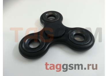 Спиннер трехлучевой (черный)