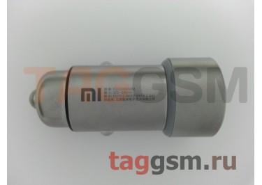 Автомобильное зарядное устройство Xiaomi Car Charger 3.6А (CZCDQ01ZM) (silver)