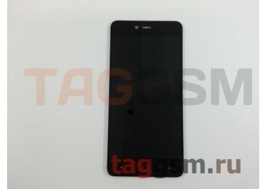 Дисплей для Highscreen Easy L / Easy L Pro + тачскрин (черный)