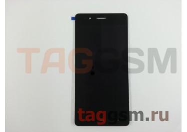 Дисплей для Highscreen Power Ice Evo + тачскрин (черный)