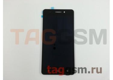 Дисплей для Highscreen Power Five Evo + тачскрин (черный)