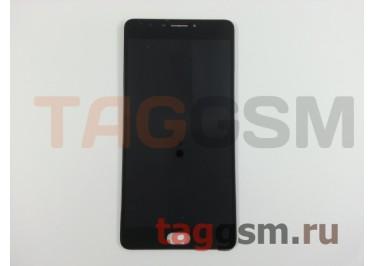 Дисплей для Meizu M3 Max + тачскрин (черный)