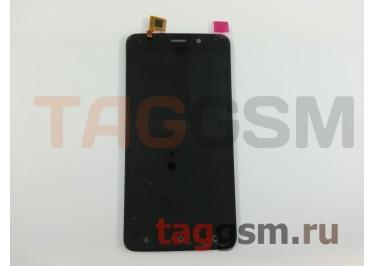 Дисплей для Fly FS509 Nimbus 9 + тачскрин (черный)
