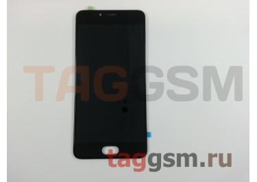 Дисплей для Meizu M5s + тачскрин (черный)
