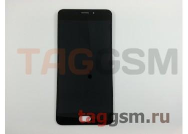 Дисплей для Meizu M3E (A680H) + тачскрин (черный)