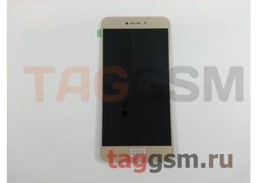 Дисплей для Huawei Honor 8 Lite + тачскрин (золото)