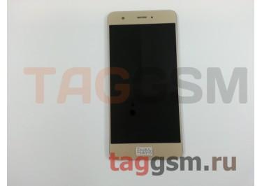 Дисплей для Huawei Nova + тачскрин (золото)