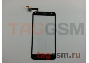 Тачскрин для Alcatel OT5010D Pixi 4 (черный)