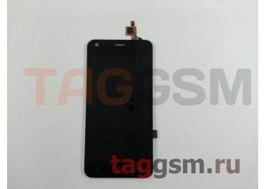 Дисплей для Fly FS455 Nimbus 11 + тачскрин (черный)