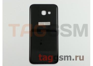 Задняя крышка для Samsung SM-A520 Galaxy A5 (2017) (черный), ориг
