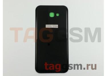 Задняя крышка для Samsung SM-A720 Galaxy A7 (2017) (черный), ориг
