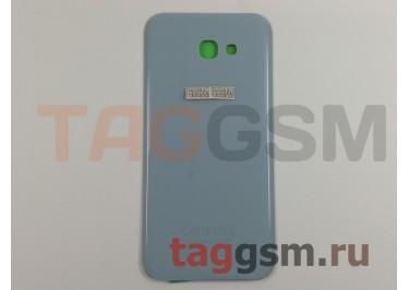 Задняя крышка для Samsung SM-A720 Galaxy A7 (2017) (синий), ориг