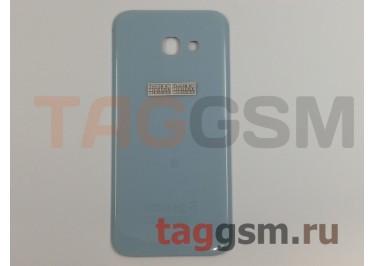 Задняя крышка для Samsung SM-A520 Galaxy A5 (2017) (синий), ориг