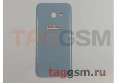 Задняя крышка для Samsung SM-A320 Galaxy A3 (2017) (синий), ориг