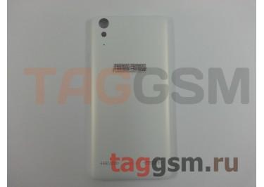 Задняя крышка для Lenovo A6000 (белый), ориг