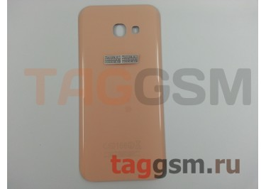 Задняя крышка для Samsung SM-A520 Galaxy A5 (2017) (персиковый), ориг