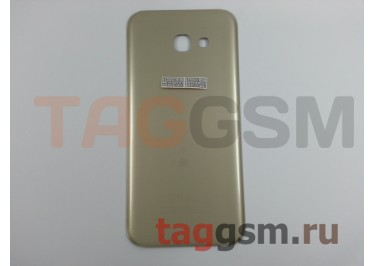 Задняя крышка для Samsung SM-A520 Galaxy A5 (2017) (золото), ориг