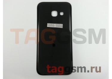 Задняя крышка для Samsung SM-A320 Galaxy A3 (2017) (черный), ориг
