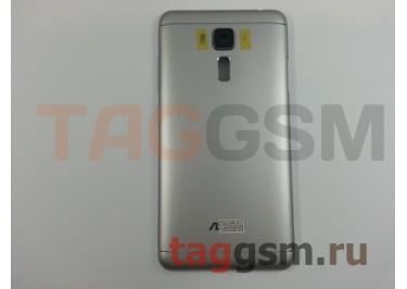 Задняя крышка для Asus Zenfone 3 Laser (ZC551KL) (серебро), ориг