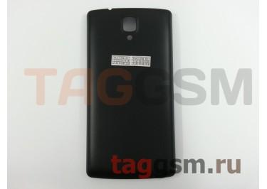 Задняя крышка для Lenovo A1000 (черный), ориг