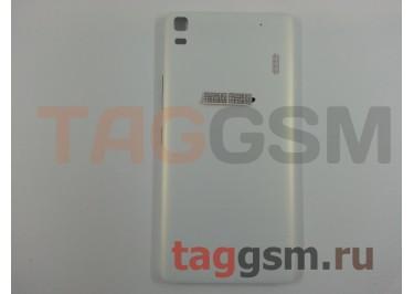 Задняя крышка для Lenovo A7000 / K3 Note (белый), ориг