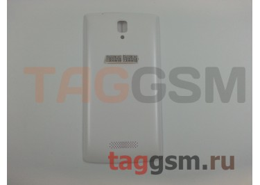 Задняя крышка для Lenovo A2010 (белый), ориг