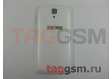 Задняя крышка для Lenovo A1000 (белый), ориг