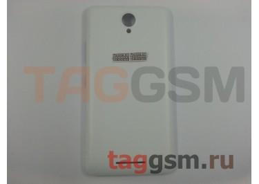 Задняя крышка для Lenovo A5000 (белый), ориг