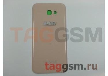 Задняя крышка для Samsung SM-A720 Galaxy A7 (2017) (розовый), ориг
