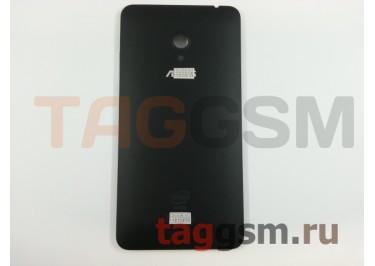 Задняя крышка для Asus Zenfone 6 (A600CG) (черный), ориг