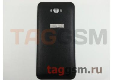 Задняя крышка для Asus Zenfone Max (ZC550KL) (черный), ориг