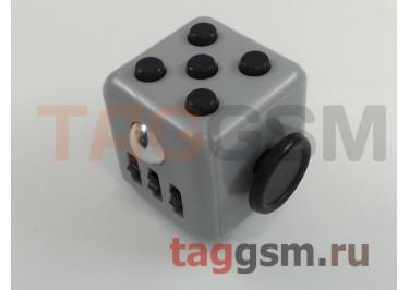 Кубик-антистресс (серый)