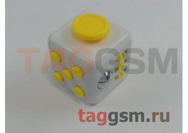 Кубик-антистресс (белый)