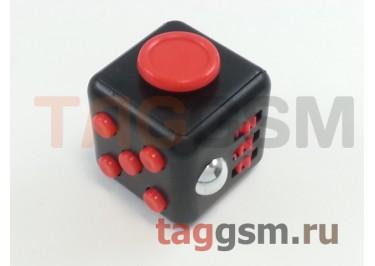 Кубик-антистресс (черный)