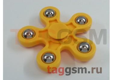 Спиннер многолучевой (желтый)