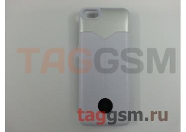 Дополнительный аккумулятор для iPhone 5 / 5S / SE 3000 mAh (белый) G5-F8 / X8