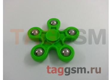 Спиннер многолучевой (зеленый)